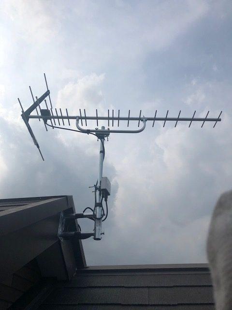 UHF+ブースター